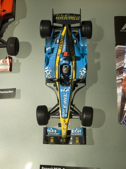 Exposition about the 50 F1 Spanish Grand Prix and 15 years of Catalunya Circuit