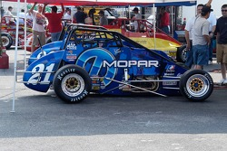 Tony Stewart Racing/Mopar Beasts, driven by Levi Jones and Josh Wise