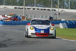 #74 Tafel Racing Porsche GT3 Cup: Eric Lux, Charles Espenlaub