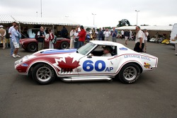 Grid 5 #60 Chevrolet Corvette 1969