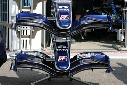 Williams has different style wings available