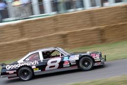 Dale Earnhardt Chevrolet Nova - Gene Felton Driving