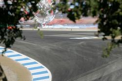 The Corkscrew awaits the return of MotoGP