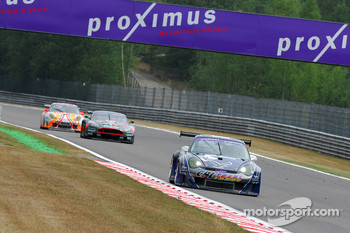 #194 Prospeed Competition Porsche GT3 RS: Rudi Penders, Franz Lamot, Jean-Franois Hemroulle