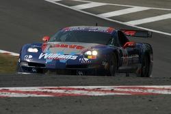 #35 Geoffroy Horion Corvette C5R: Maxime Soulet, Geoffroy Horion, David Hart, Chris Buncombe