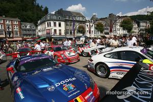 Parade in Spa