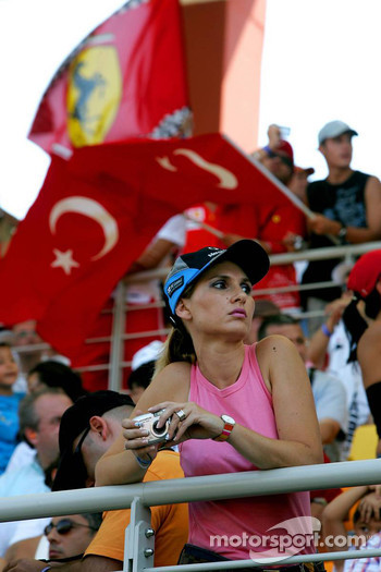 Turkish spectators