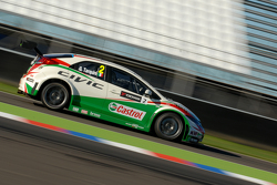 Gabriele Tarquini, Honda Racing Team JAS Honda Civic WTCC