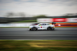 #84 Bentley Team HTP Bentley Continental GT3: Vincent Abril, Maximilian Buhk