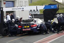 Pitstop Timo Glock, BMW Team MTEK BMW M3 DTM