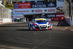 #44 GMG Racing Audi R8 LMS Ultra: Brent Holden