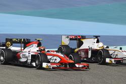 Daniel De Jong, MP Motorsport  and Arthur Pic, Campos Racing