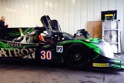Extreme Speed Motorsports tests their Ligier JS P2