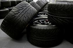 Michelinbanden detail