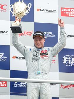 Winner: Felix Rosenqvist, Prema Powerteam