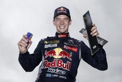 Third place Timmy Hansen, Team Peugeot Hansen