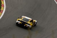 #50 Labre Competition Chevrolet Corvette C7: Gianluca Roda, Paolo Ruberti, Kristian Poulsen