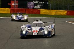 #1 Toyota Racing Toyota TS040-Hybrid Hybrid: Anthony Davidson, Sébastien Buemi