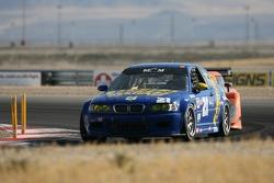 #21 Matt Connolly Motorsports BMW M3: Mike Halpin, Matt Connolly