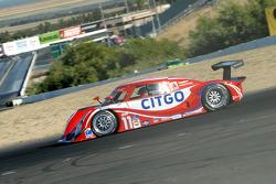 #11 CITGO Racing by SAMAX Pontiac Riley: Milka Duno, Patrick Carpentier