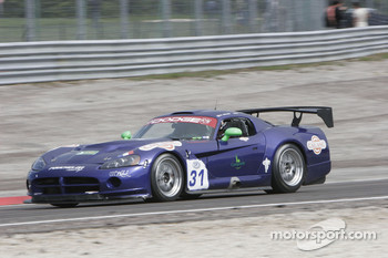 #31 Pouchelon Racing Dodge Viper Competition C: Thierry Stepec, Philippe Gaillard