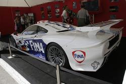 100th FIA-GT race display: McLaren F1 GTR