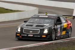 Ron Fellows (#16 Cadillac CTS-V)