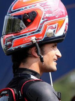 Scuderia Toro Rosso Apecar race: Vitantonio Liuzzi