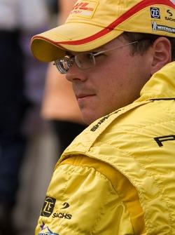 Penske Motorsports crew