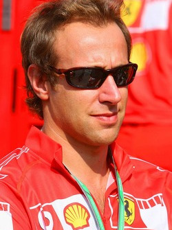 Luca Badoer