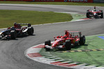 Michael Schumacher, Scott Speed and Ralf Schumacher