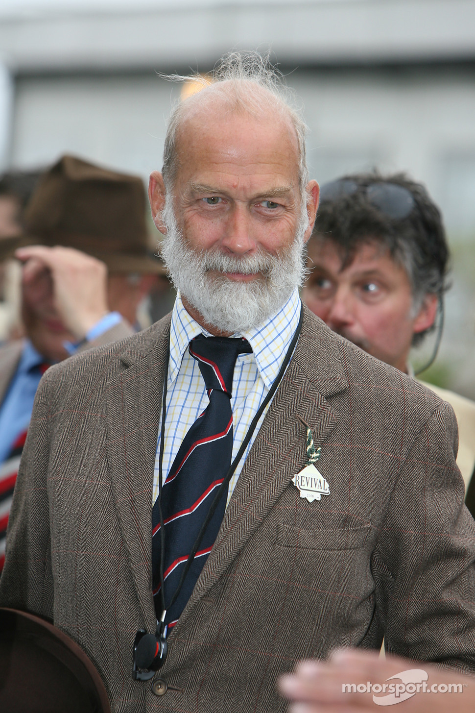 Stylish members of the British Royal Family