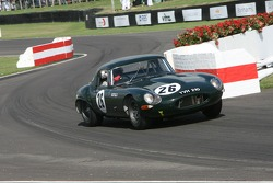 Jaguar E-Type Lightweight: Juan Barazi, Michael Vergers