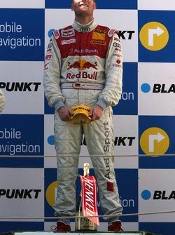 Podium: race winner Martin Tomczyk