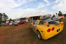 Corvette corral