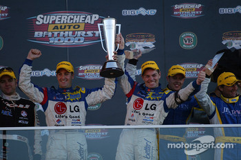 Whincup's first win at Bathurst