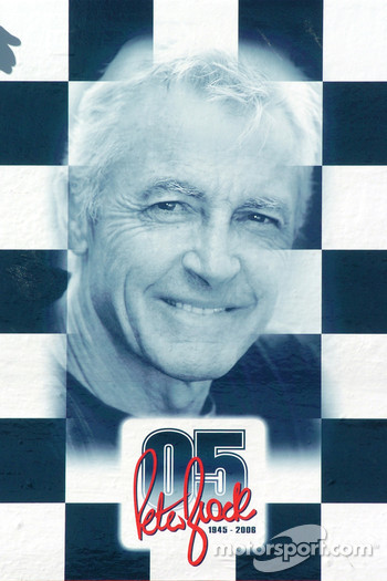 Peter Brock remembered