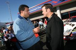 Robby Gordon Motorsports press conference: Robby Gordon