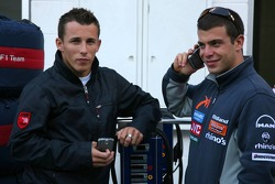 Christian Klien and Ernesto Viso
