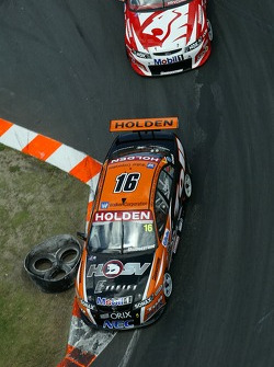 Tander leading Todd Kelly