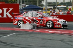 Todd Kelly won the Gillette V8 Supercar Challenge