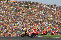 Troy Bayliss leads the field