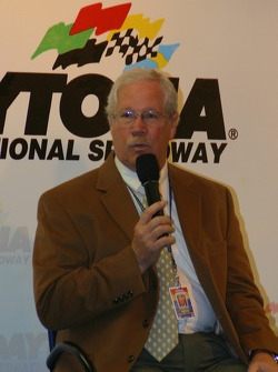 Press conference: Grand American Road Racing President Roger Edmondson
