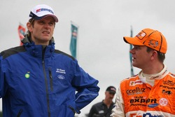 Marcus Gronholm and Henning Solberg