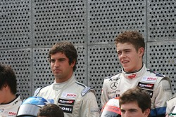 F3 drivers photoshoot: Richard Antinucci, Paul di Resta