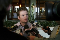 NASCAR Nextel Cup Chase contenders press conference, Doral Golf Resort & Spa, Miami: Dale Earnhardt Jr.