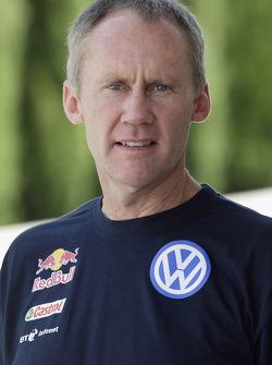 Volkswagen Motorsport presentation: Ralph Pitchford