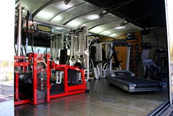 The Scuderia Ferrari Technogym