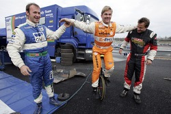 Manfred Stohl and Henning Solberg