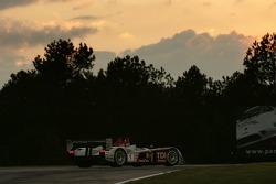 #1 Audi Sport North America Audi R10 TDI Power: Frank Biela, Emanuele Pirro, Marco Werner